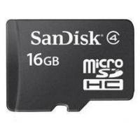 Micro SD Cards Sandisk 16GB Micro SDHC Card