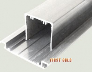 China aluminum extrusion frame on sale