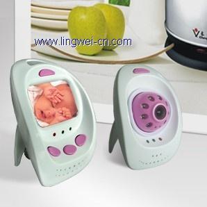 China CCTV Camera LW-BB201 2.4G digital wireless baby monitor on sale