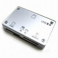secure digital memory card reader