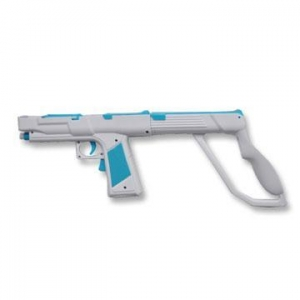 China Wii Accessories Wii Rifle gun on sale