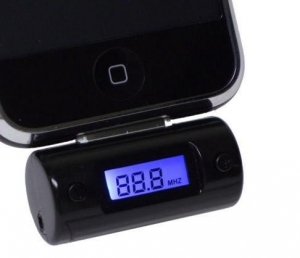 China iPhone FM Transmitter on sale