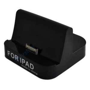China iPad Universal Dock Cradle Charger Black on sale