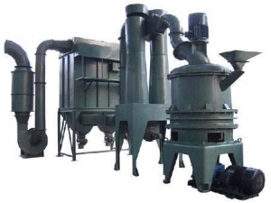 China HGM Three-Rings & Medium-Speed MicroPowder Mill on sale
