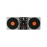 China USB Controllers Gemini Firstmix DJ MIDI Controller on sale