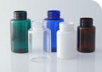 China PET Pill Jars on sale