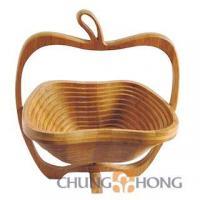 Bamboo Craft Basket