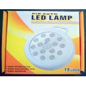 15 LED PIRSensor light
