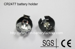 China Lithium Button Battery Holder on sale
