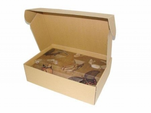 China High Quality Brown Craft Paper Packaging on sale