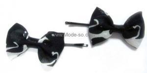 China Hair clip Hair pin MYHB10936(IN) (chiffon bow) on sale