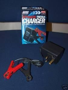 China 12v AUTOMATIC BATTERY CHARGER AUTOMATIC TRICKLE CHARGER 19.99 on sale