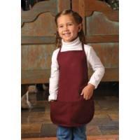 Style: 250Two Pocket Child Bib Apron