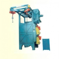 Cleaning Equipment Q37 series hook shot blasting machine