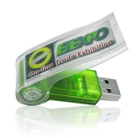 USB Flash Drive - Style Whistle
