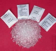 China Silica Gel Desiccant on sale