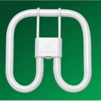 2D Tricolor Fluorescent Tube (white &ellow)