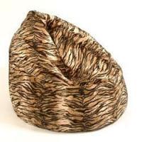 faux fur Faux Fur Bean Bag Chair - 00 99