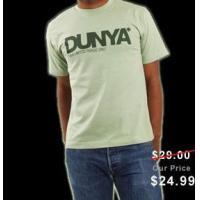 Dunya Mens Islamic T-shirt