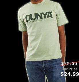 China Dunya Mens Islamic T-shirt on sale