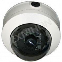 China Vandalproof Dome IR IP Camera 1/3 SONY CCD WNVDT on sale