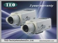 China 520/550TVL Wide Dynamic CCD Box Wdr CCTV Camera (TE-C680/690) on sale