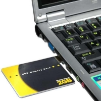 Card USB Flash Drives