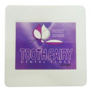 China Dental Floss Card - Grape on sale