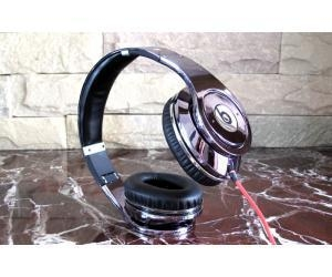 China Monster Beats By Dr Dre Studio Electroplating Limited Edition Headphone on sale