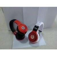 Monster Beats By Dr Dre Pro 2011 New Style Red Black \ Red White