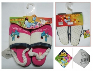 China B1220B children's indoor slipper stocks on sale