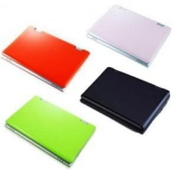 China Cheap 7 inch Laptop, mini notebook computers WIFI Windows CE 6.0/ VIA8650 android 2.2 2GB 5colors on sale