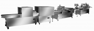 China SLDNB-I/II Croissant production Line on sale