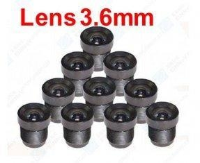 China cctv board lens 10x 3.6mm Board Lens for CCTV Camera CCD F18 on sale