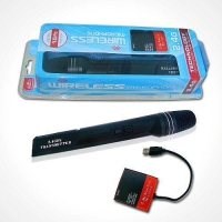 Game accessories Wii 5in1 2.4GWireless Microphone
