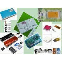 USB Flash Drives, Memory Cards, USB Readers