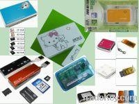 China USB Flash Drives, Memory Cards, USB Readers on sale