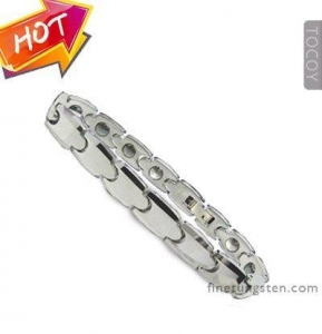 China 20CM Polished Shiny Tungsten Bracelet,Tungsten Carbide Bangle FA-T5106 on sale