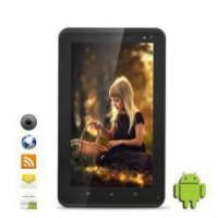 BK809 7 Inch Android 2.3 Tablet PC (Built-in 3G,GPS, Dual Camera,WIFI)