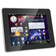 China RK2918 7 Inch Multi-touch Capacitive Android 2.3 Tablet PC (WIFI, 3G, Ethernet, G Sensor) on sale