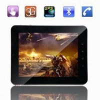 RK2918 8 Inch Android 2.3 Tablet PC ( 3G, GPS, Bluetooth, WIFI)
