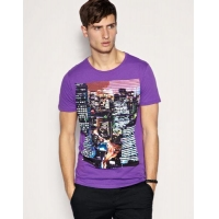 China Cool Mens T Shirts on sale