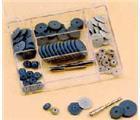 China Pumice 72 pcs. Wheel Kit on sale