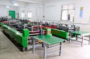 China Automatic pasting box machines on sale