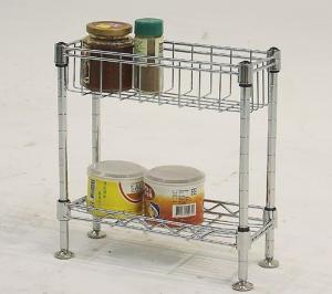 China 1H10K, Kitchen Metal Spice Rack on sale
