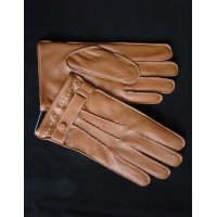 China HM163 Deerskin MEn's leather glove on sale