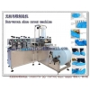 China Automatic Non-woven Shoe Cover Making Machine for sale
