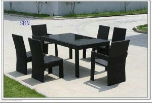 China GF007 Outdoor wicker furniture on sale