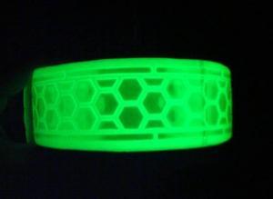China Photoluminescent and reflective tape on sale