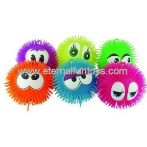 China Six assorted eyes Puffer Ball on sale